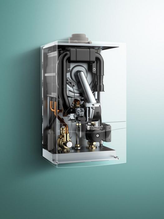 VAILLANT ecoTEC Plus VU INT II 256/5-5, 26,5kW centrala in condensatie - Incalzire 4