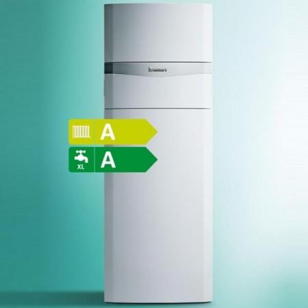 ecoCOMPACT VSC 266/4-5 26kW + BOILER 196,5 L centrala termica in condensatie VAILLANT0