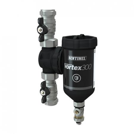 Filtru anti-magnetita pentru centrale termice Sentinel Eliminator Vortex 3000