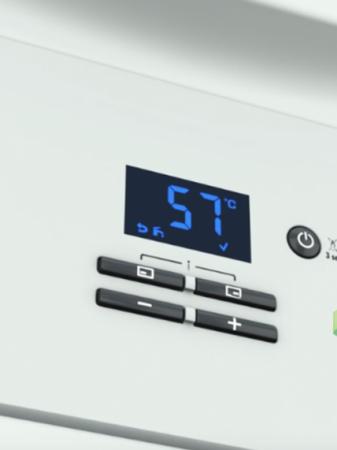 VAILLANT ecoTEC pure VUW 236/7-2, 20,2 kW centrala termica in condensatie - Incalzire + A.C.M.5