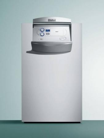 Cazan de pardoseala in condensare ecoCRAFT exclusiv VKK 2406/3-E-HL, 240 kW, Incalzire0