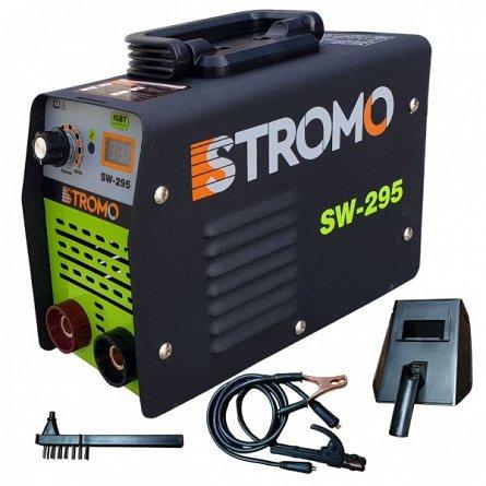 Invertor sudura MMA Stromo SW-295, Afisaj electronic, martor Temperatura [0]