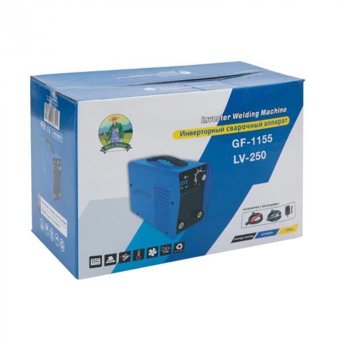 Invertor Micul Fermier LV-250 albastru [3]