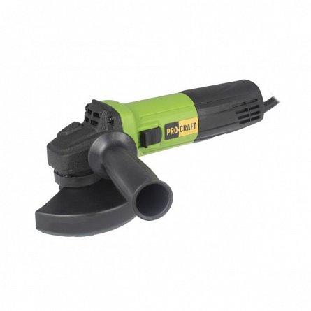 Flex Polizor Unghiular Procraft PW 1100, 1.1 kW, 11000 RPM, 125 mm [0]
