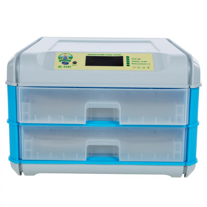 Incubator automat 128 oua 2 sertare [3]