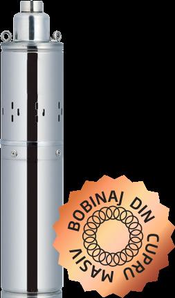 Pompa submersibila - apa curata - BLADE 4QGD1.2-100-0.75 PRO [0]