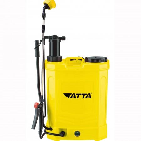 Pompa de stropit 20L TATTA Cu Acumulator si Actionare Manuala 2 in 1 [0]