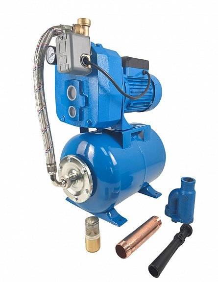 Hidrofor cu Ejector Aquatic Elefant AutoDP 505, 1500 W, 38 m, 100l/min rezervor 24L [1]