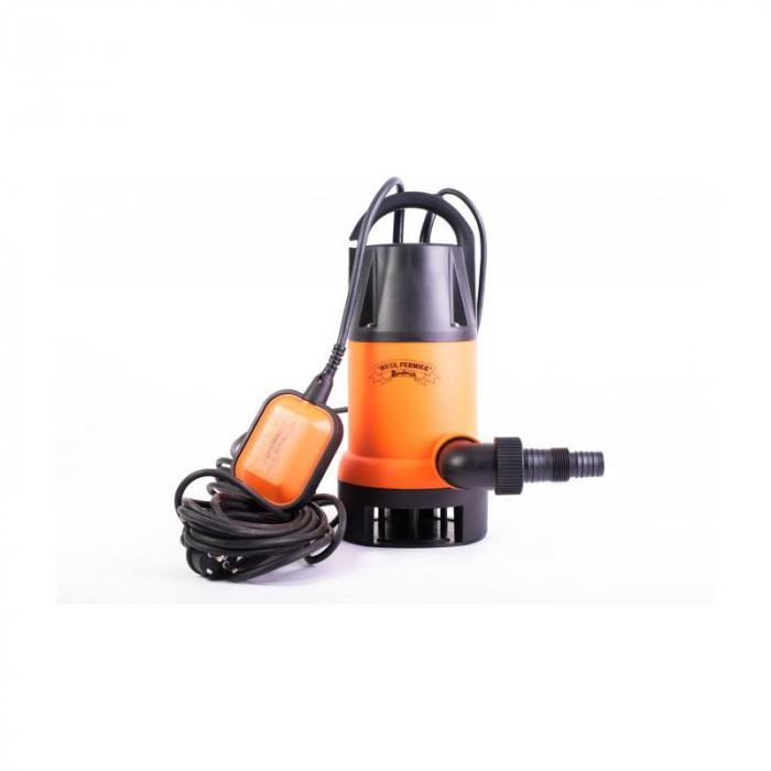Pompa apa MURDARA din plastic 900W Micul Fermier [0]