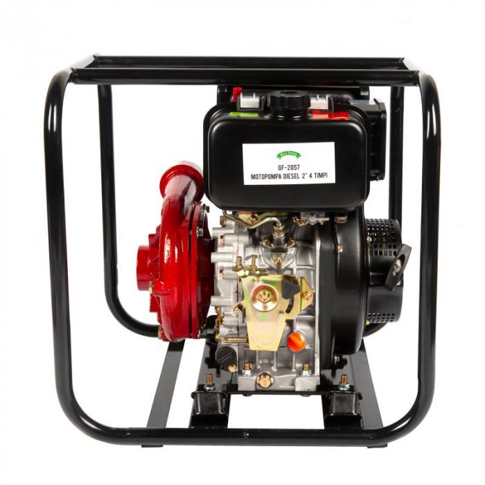 Motopompa presiune inalta diesel 2 toli 4 timpi [6]