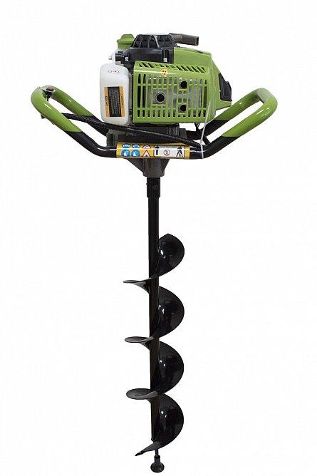 Motoburghiu foreza pamant, Procraft GD68, 3 Cp, 9000 rpm, Burghiu 150 x 800 mm [0]