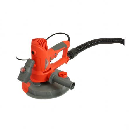 Slefuitor pereti cu aspirator cu LED Almaz, 750W Ø180mm [0]
