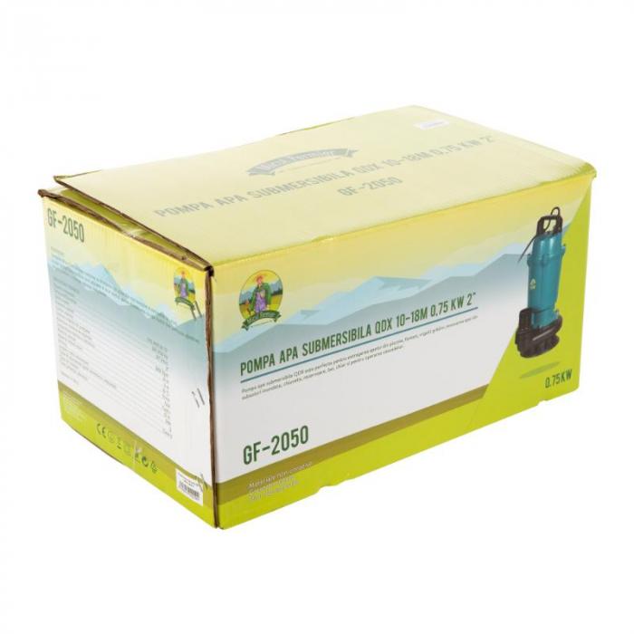Pompa apa submersibila QDX10-18M 0.75KW 2 toli [1]