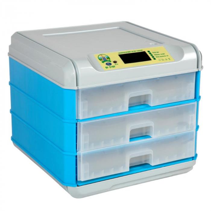 Incubator automat 192 oua 3 sertare [0]