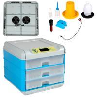 Incubator automat 192 oua 3 sertare [2]