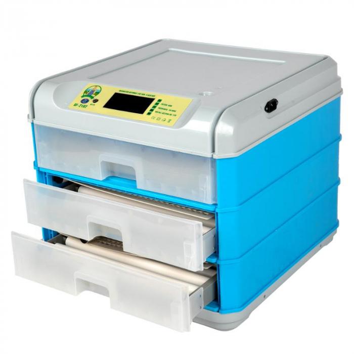 Incubator automat 192 oua 3 sertare [3]