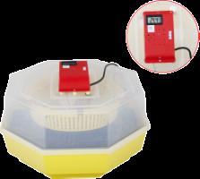 Incubator electric CLEO-5 cu termohigrometru [0]