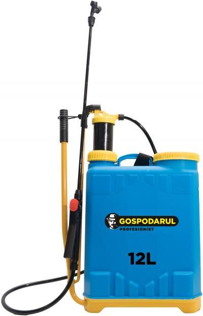 Pompa de stropit GOSPODARUL PROFESIONIST - capacitate 12L, 4 bar [0]