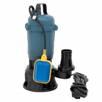 Pompa apa murdara 3000w, MICUL FERMIER, WQD10-8-3.0 PU205, cu flotor [0]