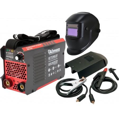 Invertor de sudura Almaz AZ-ES002 250A + Masca de sudura cu reglaj automat [0]
