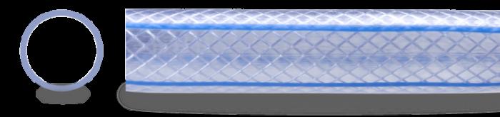 """Furtun Transparent cu Insertie ETS A 1/2"""" , 20 m [1]"""