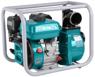 "Motopompa TOTAL INDUSTRIAL- 3"", benzina 7 CP, 60000 l/h [0]"