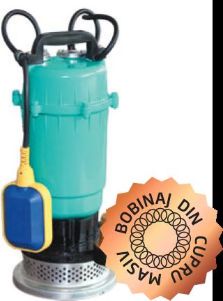 Pompa submersibila - apa curata - BLADE QDX-32-F PRO 750W, 3000 l/h [0]