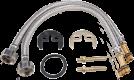 Baterie Aqua bucatarie, cartus ceramic 205X115X105mm [2]