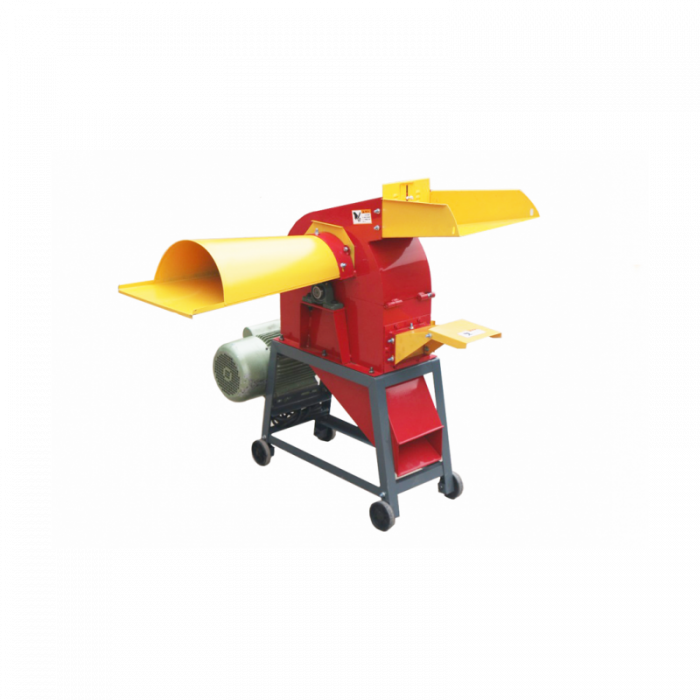 Tocator+moara 2in1 1200kg/h fara motor [0]