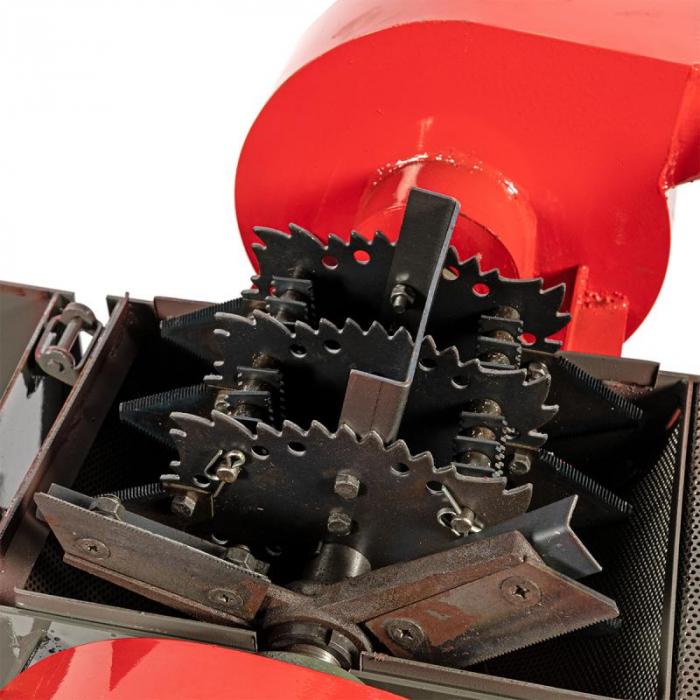 Tocator furaje cu turbina 40024T fara motor [3]