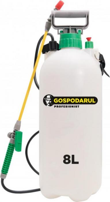 Pompa de stropit GOSPODARUL PROFESIONIST - capacitate 8L [0]