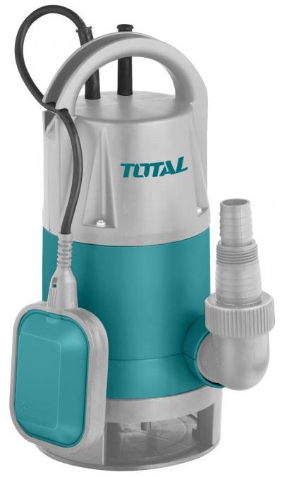 Pompa submersibila-apa murdara- TOTAL - 750W, 13000 l/h [0]