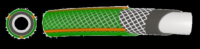 "Furtun Armat 3/4"" , 50 M [2]"