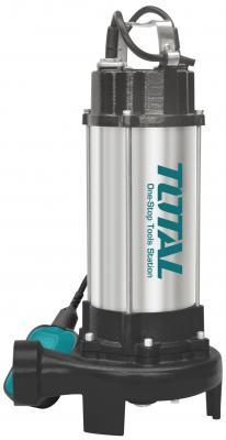 Pompa submersibila apa murdara cu tocator TOTAL - 1500W, 20000 l/h [0]