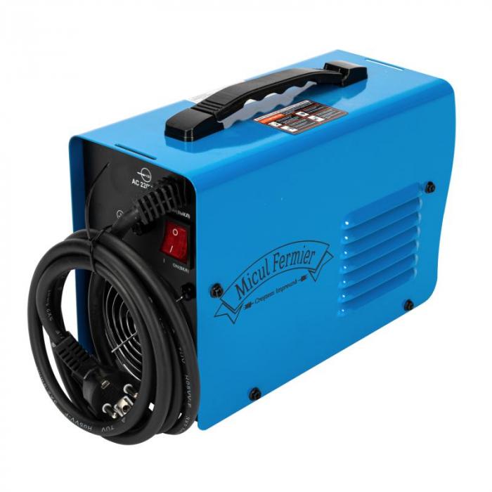 Aparat de sudura-invertor Micul Fermier LV-300 albastru (GF-1156) [1]