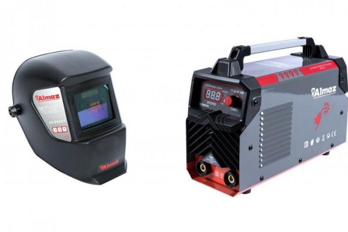Oferta Promo Invertor de sudura MMA SP285D 285 + Masca de sudura cu reglaj automat [0]