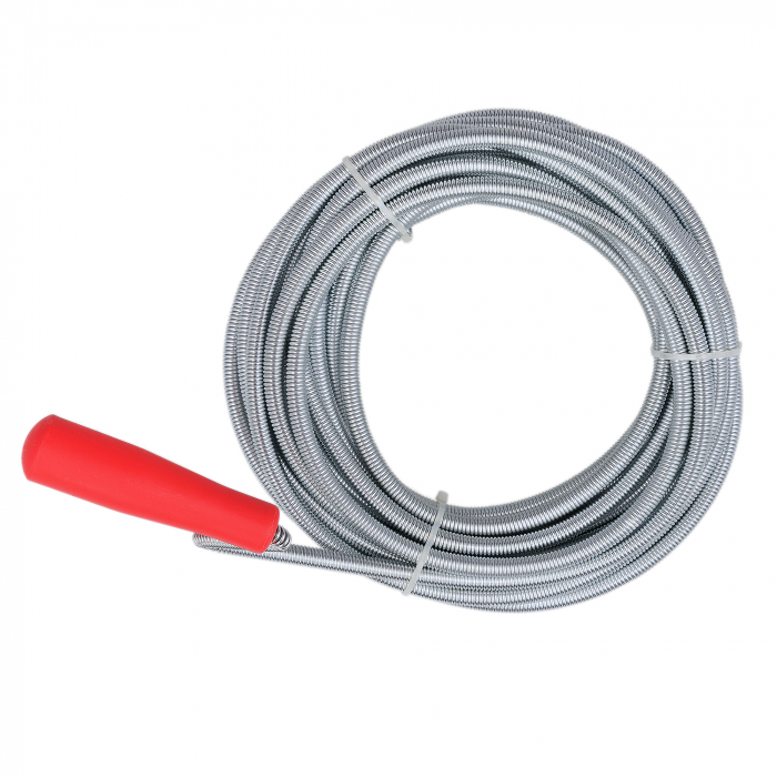 Sarpe (spirala) pentru desfundat si curatat tevi , 15 m x 9mm [0]