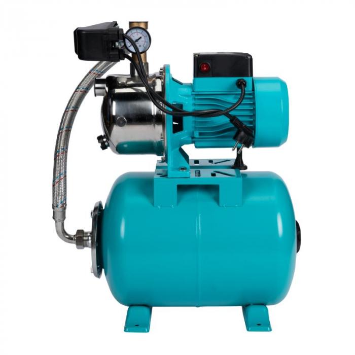 Hidrofor 0,75kw/1hp AUJET 100SS, bobinaj cupru, DEETOOLZ [2]