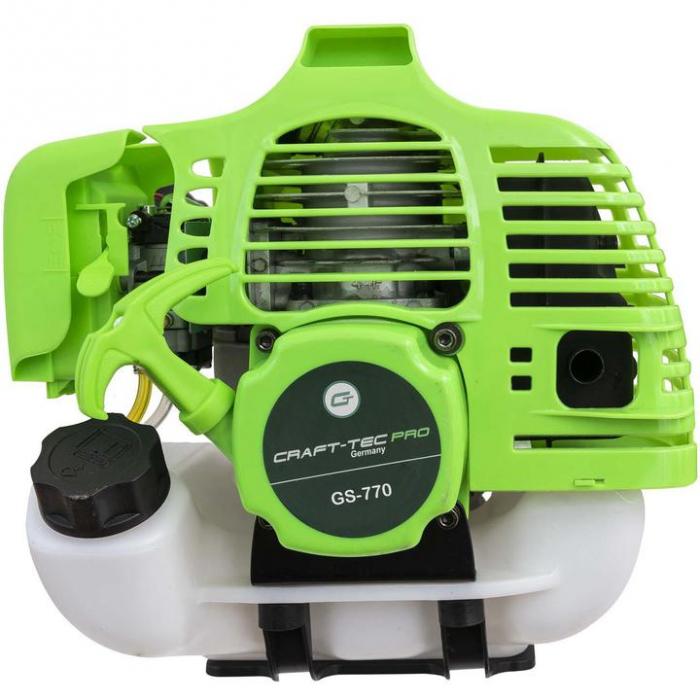 Motocoasa de umar Craft-Tec Pro GS-770 Pro - benzina 2T, 5.7 CP [2]
