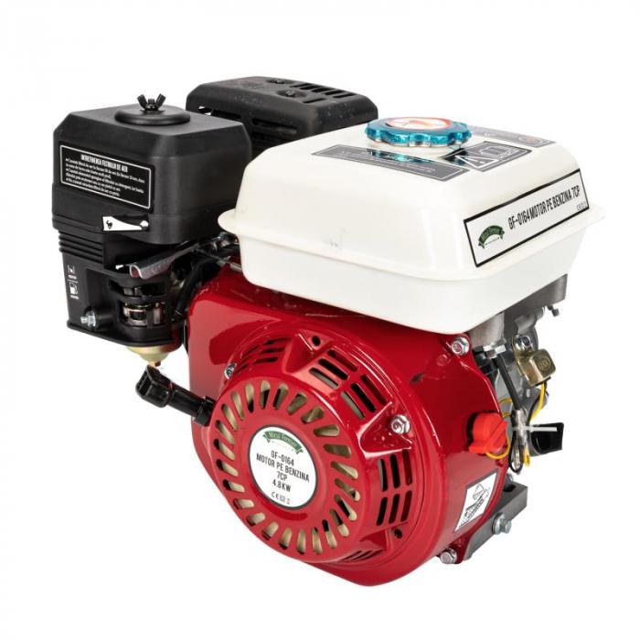 Motor pe benzina universal 4 timpi, 7 CP SNK [5]