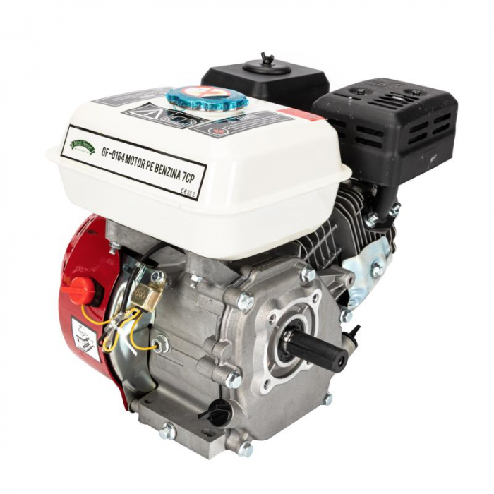 Motor pe benzina universal 4 timpi, 7 CP SNK [4]