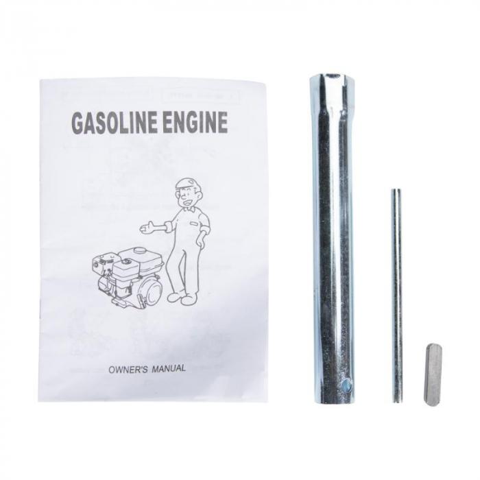 Motor universal pe Benzina 4 Timpi - 13 Cp Micul Fermier [6]