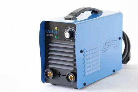 Aparat de sudura-invertor Micul Fermier LV-300 albastru (GF-1156) [0]