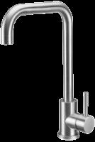 Baterie Bucatarie Lebada Tip C INOX 5001 / L[mm]: 215; H[mm]: 95; Hu[mm]: 255; Ht[mm]: 340 [0]
