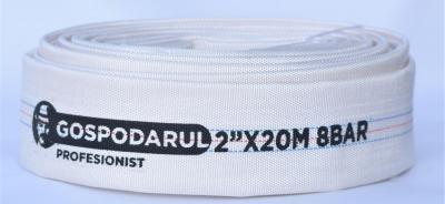 Furtun pompieri - PVC panzat - 2'' - ø 50mm - 8 Bar - tip C - 20m [0]