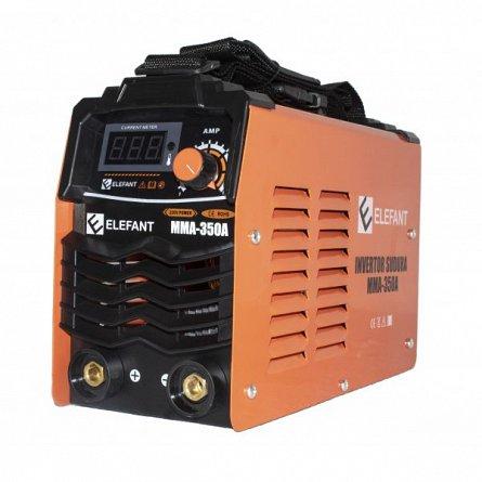 Aparat sudura/ Invertor MMA ELEFANT 350A, 350Ah, diametru electrod 1.6 - 4 mm [0]