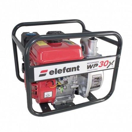 Motopompa ELEFANT WP30X benzina, 4 timpi, 6.5 cp [0]