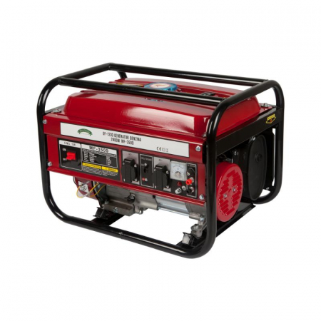Generator benzina 2800W Micul Fermier MF-3500 [0]
