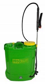 Pompa de stropit cu acumulator PROCRAFT AS12L [1]