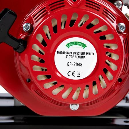 "Motopompa presiune inalta 2"" 7HP benzina [5]"